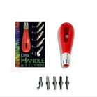 Lino Handle & 5 Cutters Set