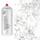 Montana EFFECT Marble Paint - Silver 400ml