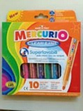 Mercurio jumbo tip fibre pens