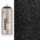 Montana EFFECT Granit Paint - Black 400ml