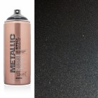Montana EFFECT Metallic Paint - Black 400ml