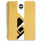 Nu Kraft A4  Spiral  4subject notebook