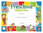 PreSchool Diploma Pack of 30