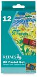 Reeves Oil Pastel Set of 12