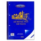 REFILL PAD 160PP WIDE SIDE