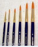 Royal Taklon Brush No. 1