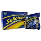 Sellotape Rolls Box of 6 (24mm x 66m)