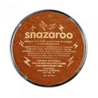 SNAZAROO FACE PAINT COPPER 18 ml