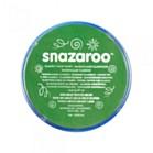 SNAZAROO FACE PAINT GRASS GREEN 18 ml