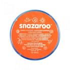 SNAZAROO FACE PAINT ORANGE 18 ml