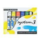System 3 Acrylic Starter Set