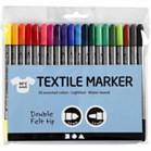 Textile Markers Set