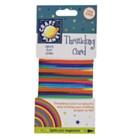 Threading Cord 5m - Coloured