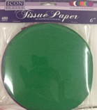 Tissue Paper Circles Pack 480 Piences - Assorted Colours