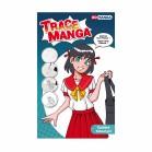 TRACE MANGA SCHOOL GIRL