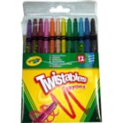 Crayons - Crayola Twistables Pack of 12