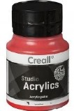 CREALL ACRYLIC 500ML VERMILLIO
