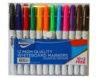 WHIETBOARD MARKERS 10+2 FREE