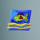 Wooden Fish Symbols Multipack