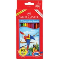 Colouring Pencils - Watercolour Pencils Pack of 12