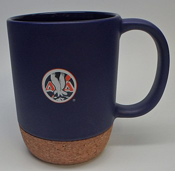 30's Logo Mug w/Cork Base