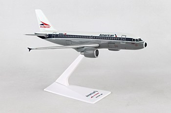 A319 AA/Allegheny 1:200 Scale