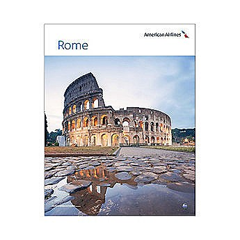 AA Rome Poster