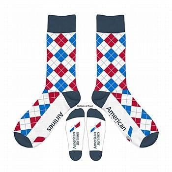 Argyle AA Socks