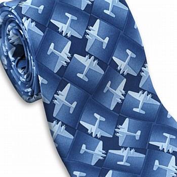DC3 Silk Necktie