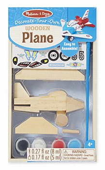 Decorate Your Own Wood Plane