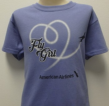 """""""Fly Girl"""" Youth T S"""