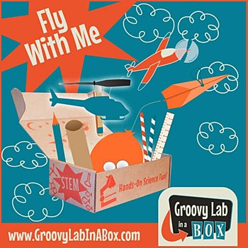 """Fly With Me"" Lab Box"