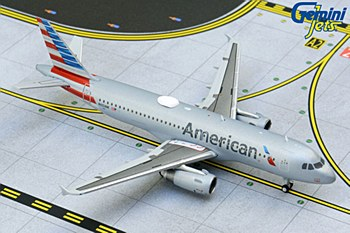 GJ A320  1:400 Scale