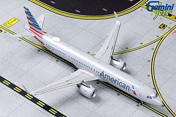 GJ A321 neo  1:400 Scale