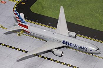 GJ OneWorld 777-200ER  1:200