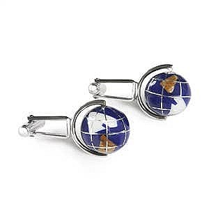 Globe Cufflinks