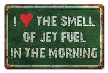 "Green ""Love Smell of Jetfuel"""