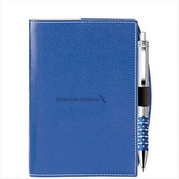 Journal w/Pen  Royal