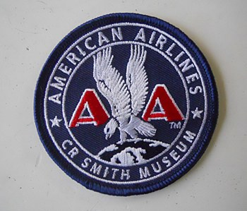 30's Logo/Museum Patch