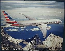 777-300 ER Poster