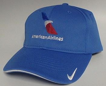 Nike DriFit Cap  Blue/Wht M/L
