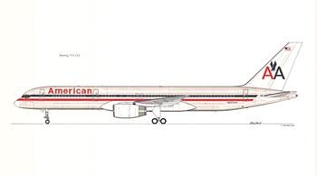 Print of 757-223