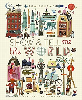 """Show and Tell Me the World"""