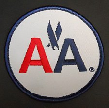 70's Logo Patch