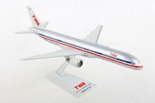 757-200   AA/TWA 1:200 Scale