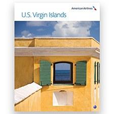 AA U.S. Virgin Islands Poster