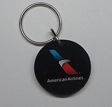 Acrylic Keychain Black