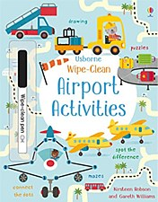 """""""Airport Activities"""" WipeClean"""
