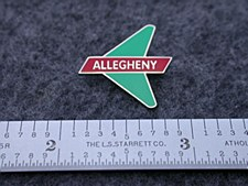 Allegheny Airlines Lapel Pin