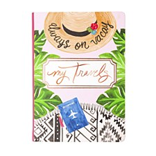 """""""Always on Vacay"""" Journal"""
